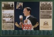 1999 - Jihočeské pivovary