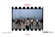 Čína 2007