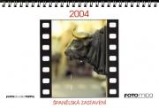 Španělská zastavení 2004