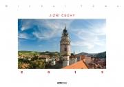 Jižní Čechy 2013