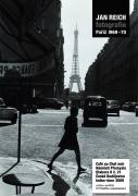 Jan Reich - fotografie Paříž 1969-70